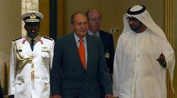Juan Carlos I está en Emiratos Árabes