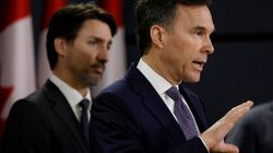 Trudeau, Morneau Butting Heads Over Environmental Spending: