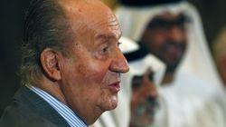 L'ex-roi d'Espagne est aux Émirats Arabes