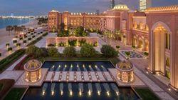 Así es el Emirates Palace, un hotel de sangre azul en el Golfo