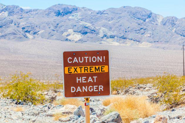 Η υψηλότερη θερμοκρασία της Γης εδώ και έναν αιώνα καταγράφηκε στην