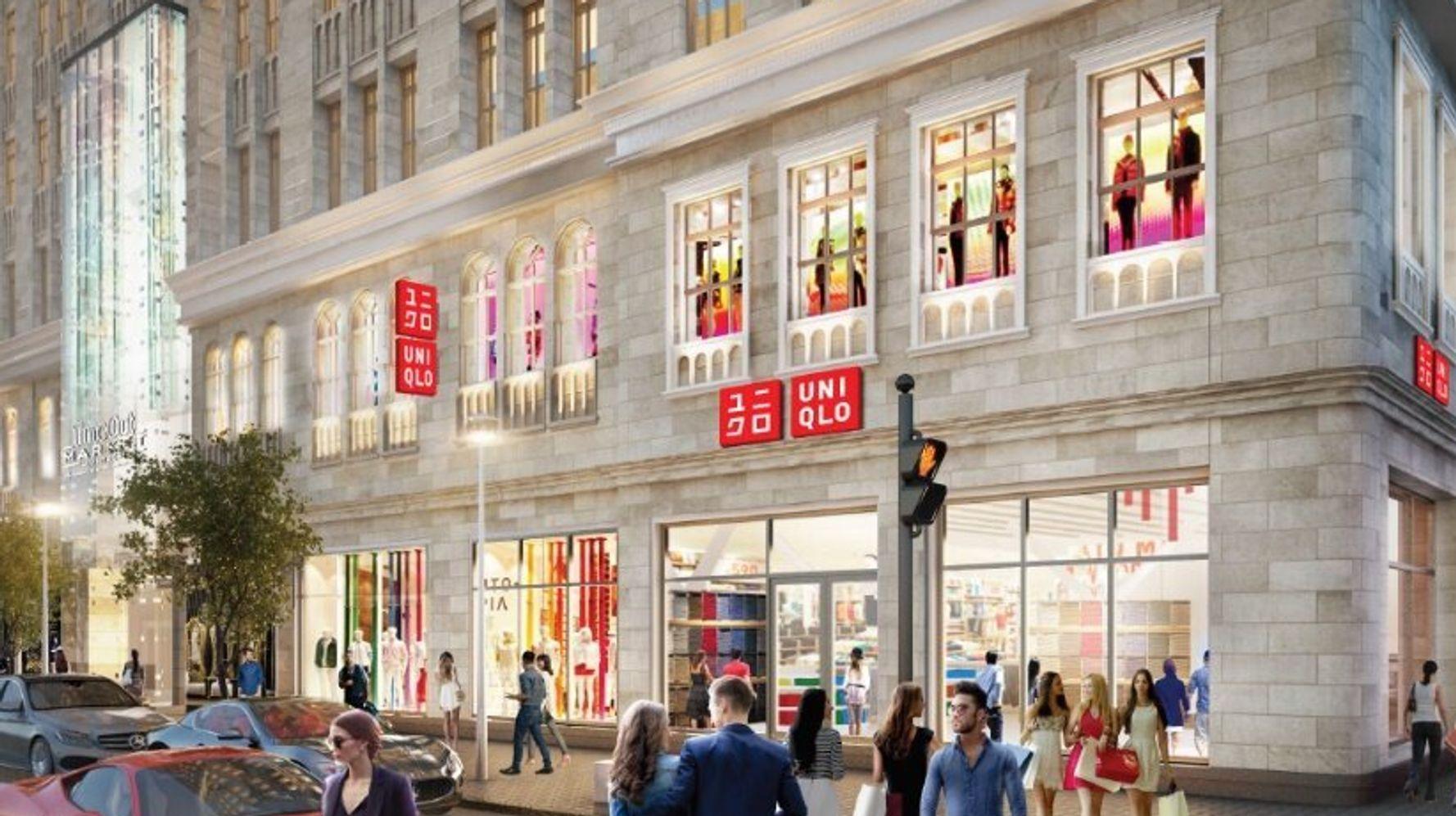 State Street retail | Uniqlo Chicago