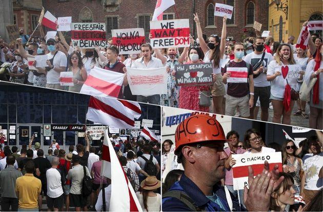Proteste in