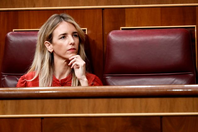 La portavoz del PP en el Congreso, Cayetana Álvarez de