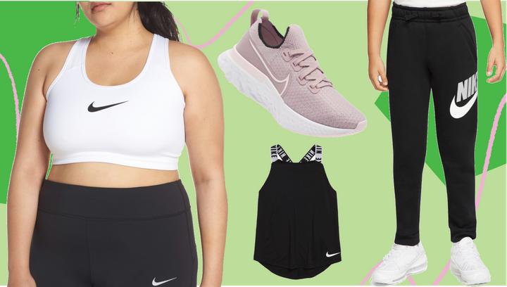To shop or not to shop all of these Nike deals from Nordstrom's Anniversary Sale? We say just do it.