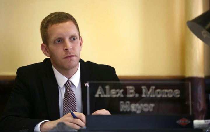 Holyoke Mayor Alex Morse wants to focus on Rep. Richard Neal's business-friendly record ahead of the House Democratic primary