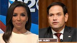 Marco Rubio Decimated For Tweet Criticising DNC For Celebrity Host Eva