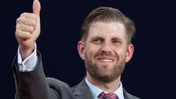 Eric Trump's 'Absolutely Terrible' Tweet During The DNC Gets Flipped Back On