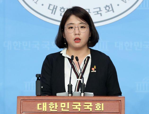 용혜인 기본소득당 의원.