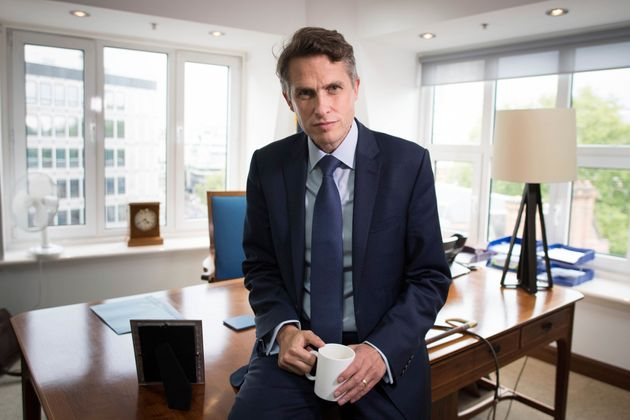 Gavin Williamson refused to answer when asked if he would resign over the