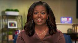 Ce détail sur Michelle Obama pendant son discours n'est pas passé