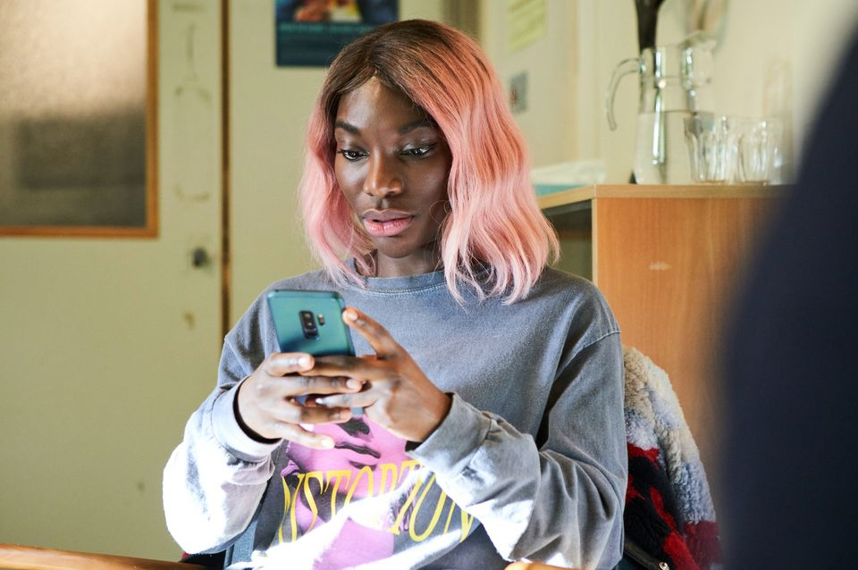 Michaela Coel acted in, co-directed, executive produced and wrote I May Destroy