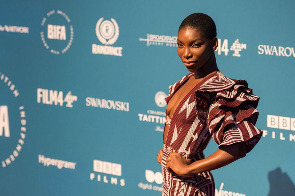 Michaela Coel previously wrote and starred in Chewing Gum