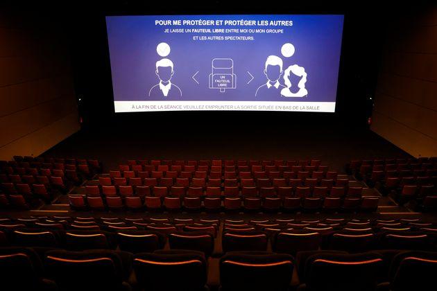 Selon un sondage YouGov, 29% des Français ne retournent pas au cinéma en raison de la contrainte...