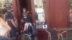 Ce qu'il y a derrière la vidéo d'une personne handicapée et son chien refusés d'un