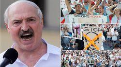 Lukashenko muove l'esercito (di F.