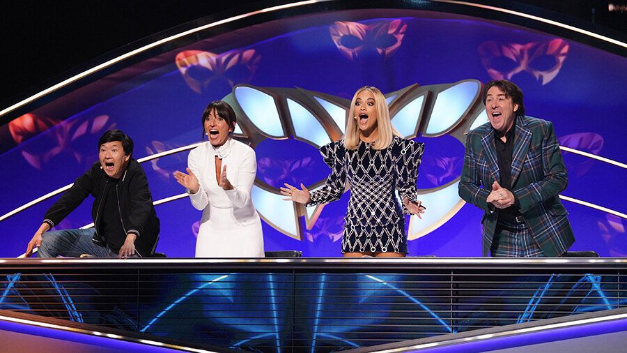 The Masked Singer UK will film in front of a live audience next