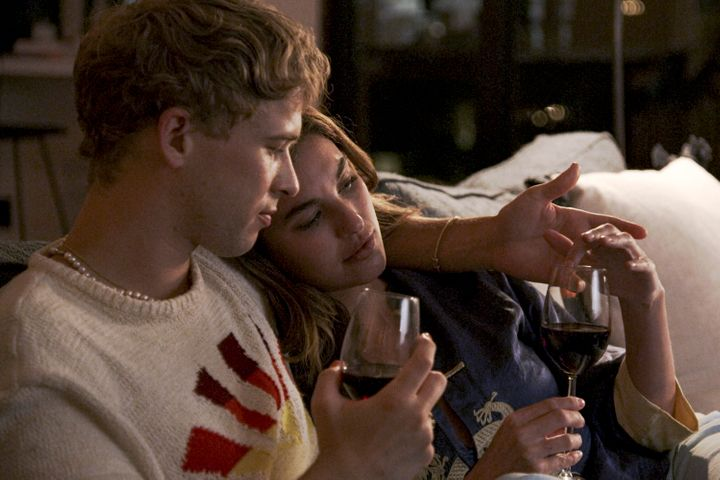 Tommy Dorfman and Rainey Qualley play friends grappling with their platonic relationship.