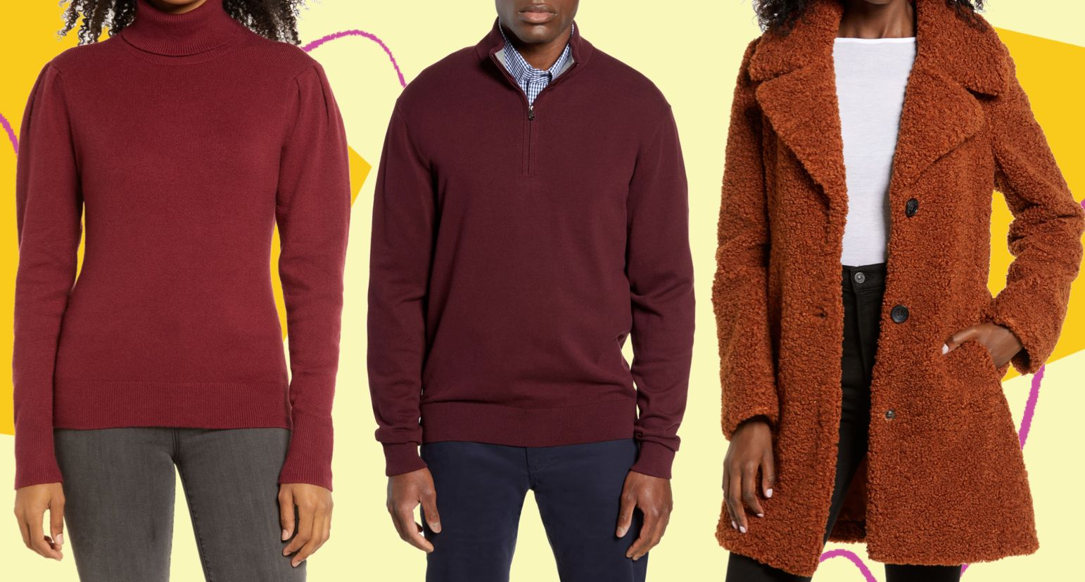 The Best Fall Weather Finds To Get During Nordstrom's Anniversary Sale
