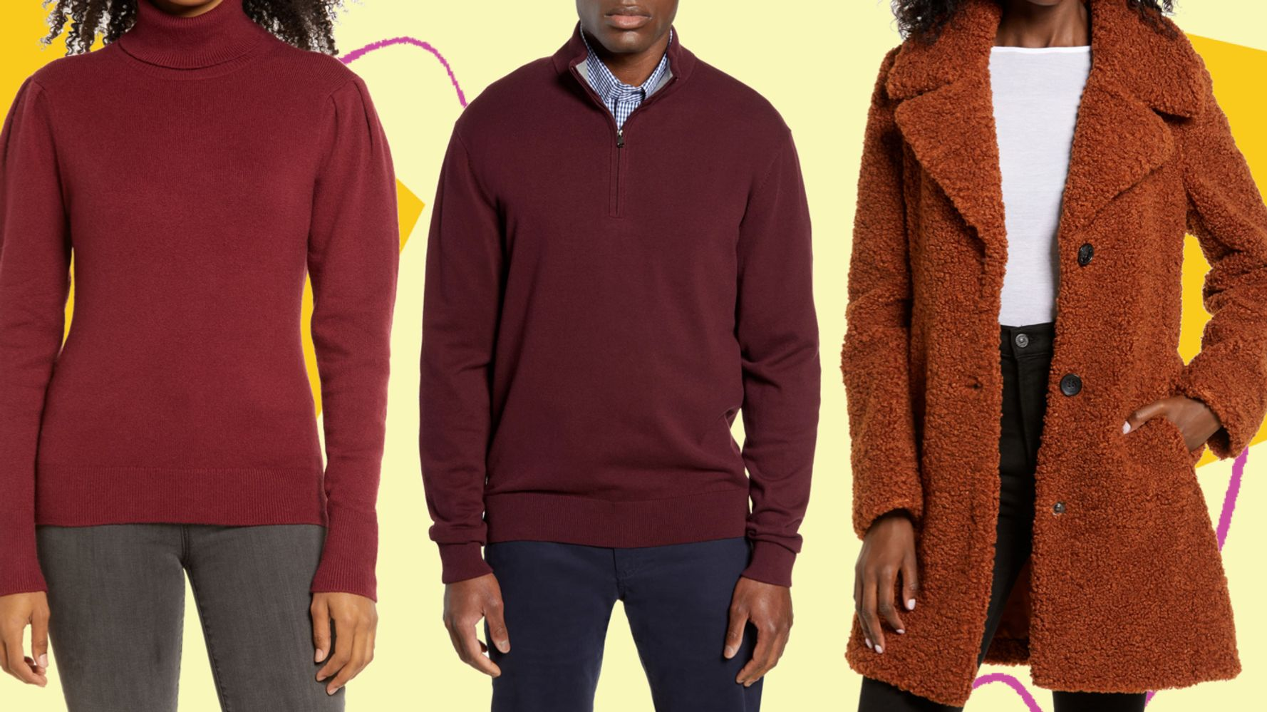 The Best Fall Weather Finds To Get During Nordstrom's Anniversary Sale 1