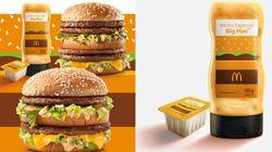 Pela 1ª vez, o McDonald's vai vender o molho especial do Big Mac