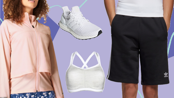 We found markdowns on men's and women's activewear at Nordstrom from best-selling brands like Nike and Adidas.