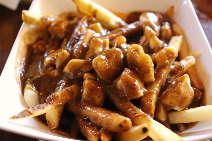 This is what poutine is supposed to look like.