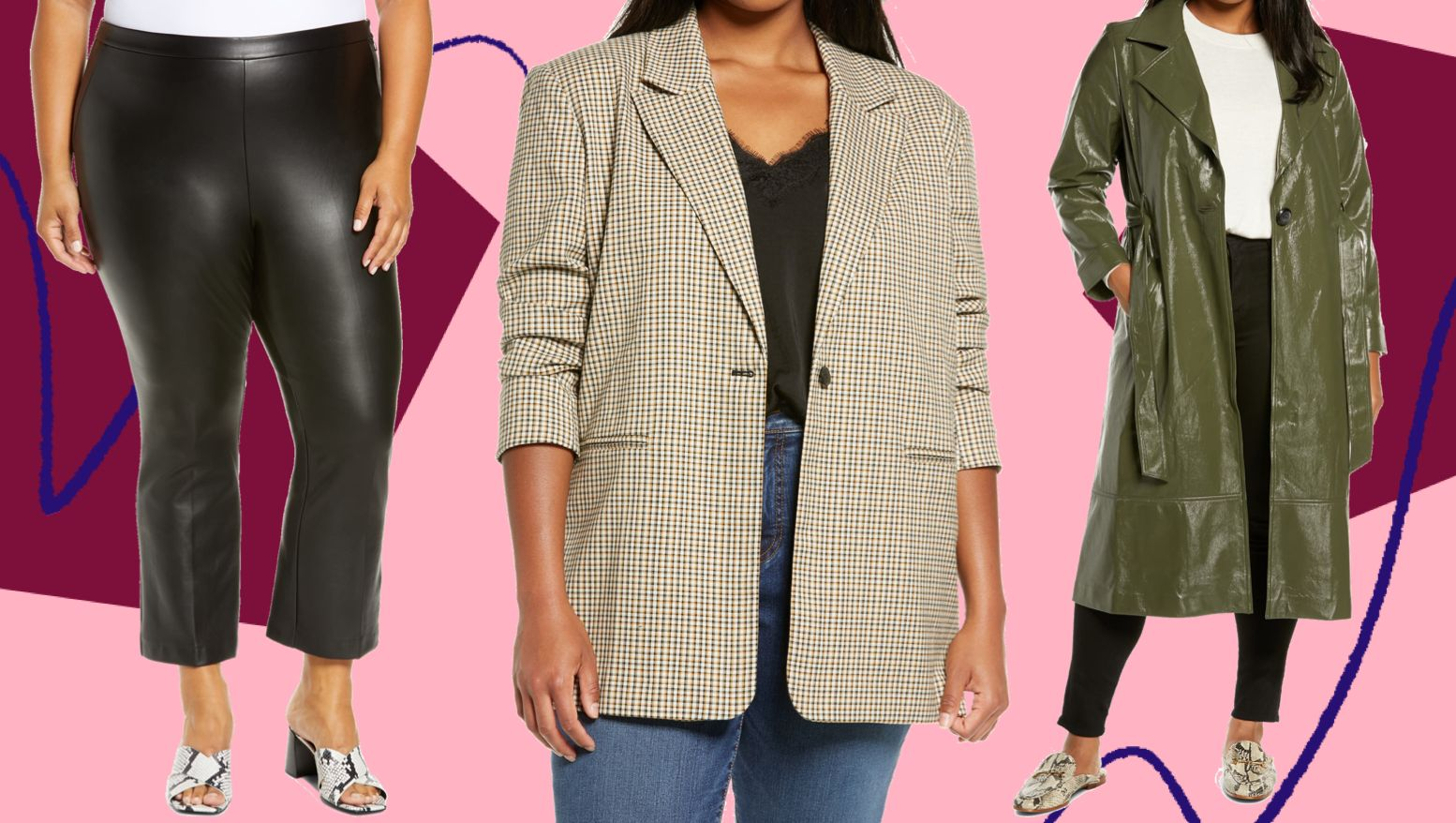 The Best Plus-Size Clothes You Can Find During Nordstrom's Anniversary Sale