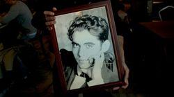 La familia de Lorca conoció la ubicación de la fosa en la que fue enterrado el