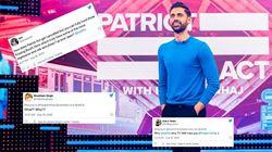 Indian Twitter Mourns Hasan Minhaj's 'Patriot Act' As Netflix Cancels