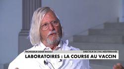 Didier Raoult dénonce la