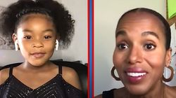 Kerry Washington Asked Kids About Trump And The Replies Were