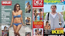 Iker Casillas y Sara Carbonero: dos revistas, dos teorías muy distintas sobre su