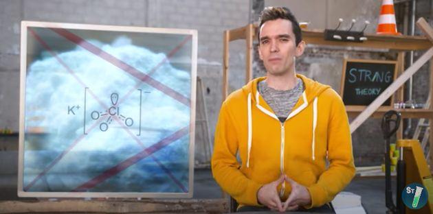 ExperimentBoy est arrivé en 2012 sur YouTube avec ses vidéos