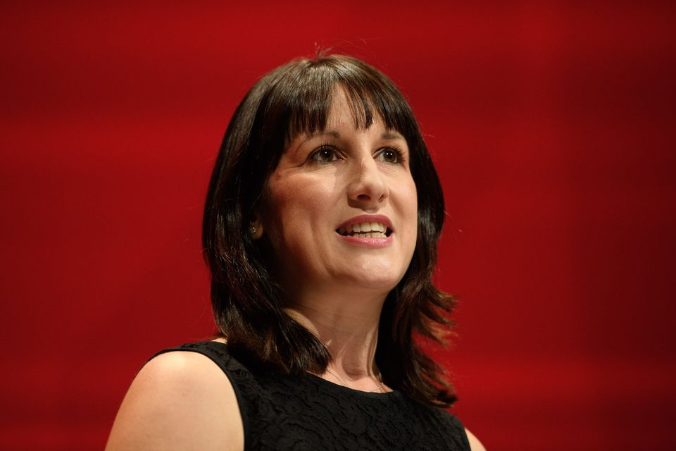 Rachel Reeves is one of a number of Labour MPs who have demanded an inquiry into government spending...