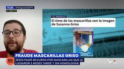 'Espejo Público' denuncia una estafa que utilizaba a Susanna Griso para anunciar