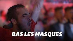 Pas de masques pour les fans du PSG, la ministre des Sports en appelle à leur