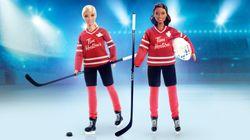 Tim Hortons Postpones Rollout Of Hockey Barbies Until Black Doll