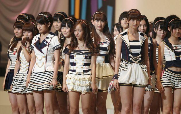 第3回AKB48選抜総選挙のステージの時の衣装
