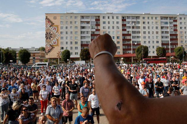 Λευκορωσία: Η ΕΕ δεν αναγνωρίζει το αποτέλεσμα των εκλογών, θα επιβάλλει