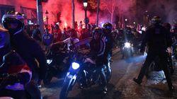 Le dépistage du covid recommandé pour les supporters du PSG qui ont célébré sans gestes