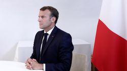 Ménager Poutine tout en soutenant les manifestants, le pari risqué de Macron en