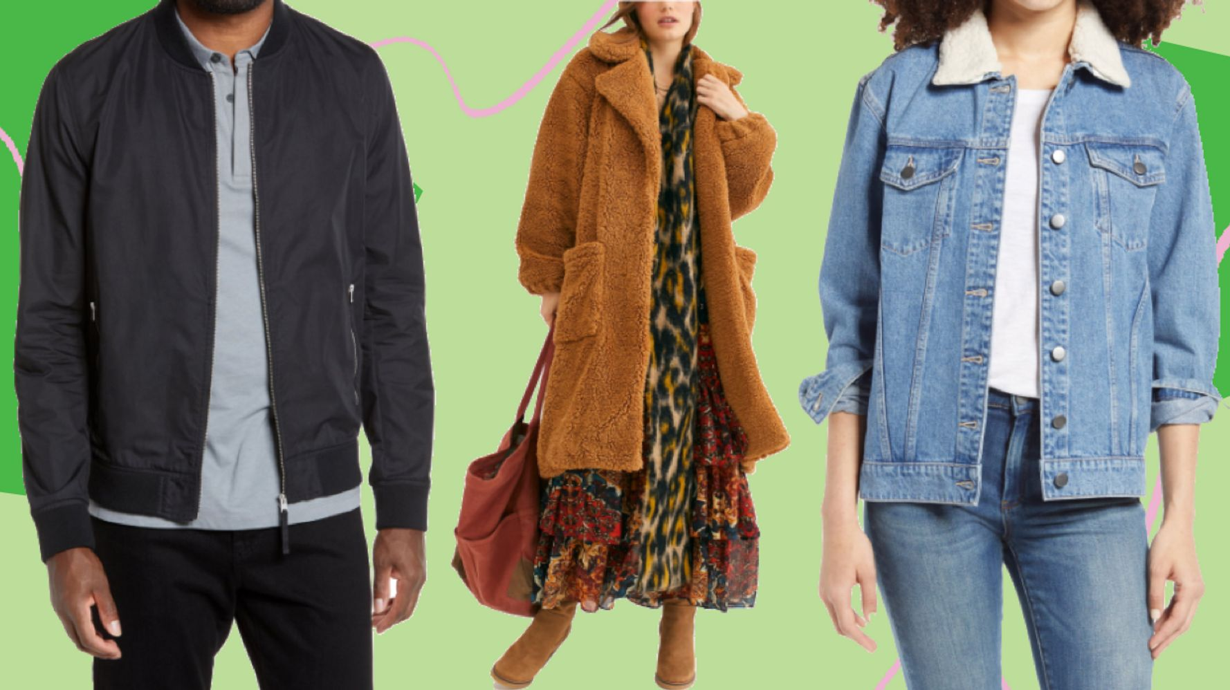 Nordstrom's Anniversary Sale Is A Gold Mine For Coats And Jackets 1