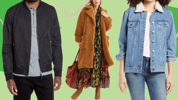 It's never too early to grab the perfect fall coat.