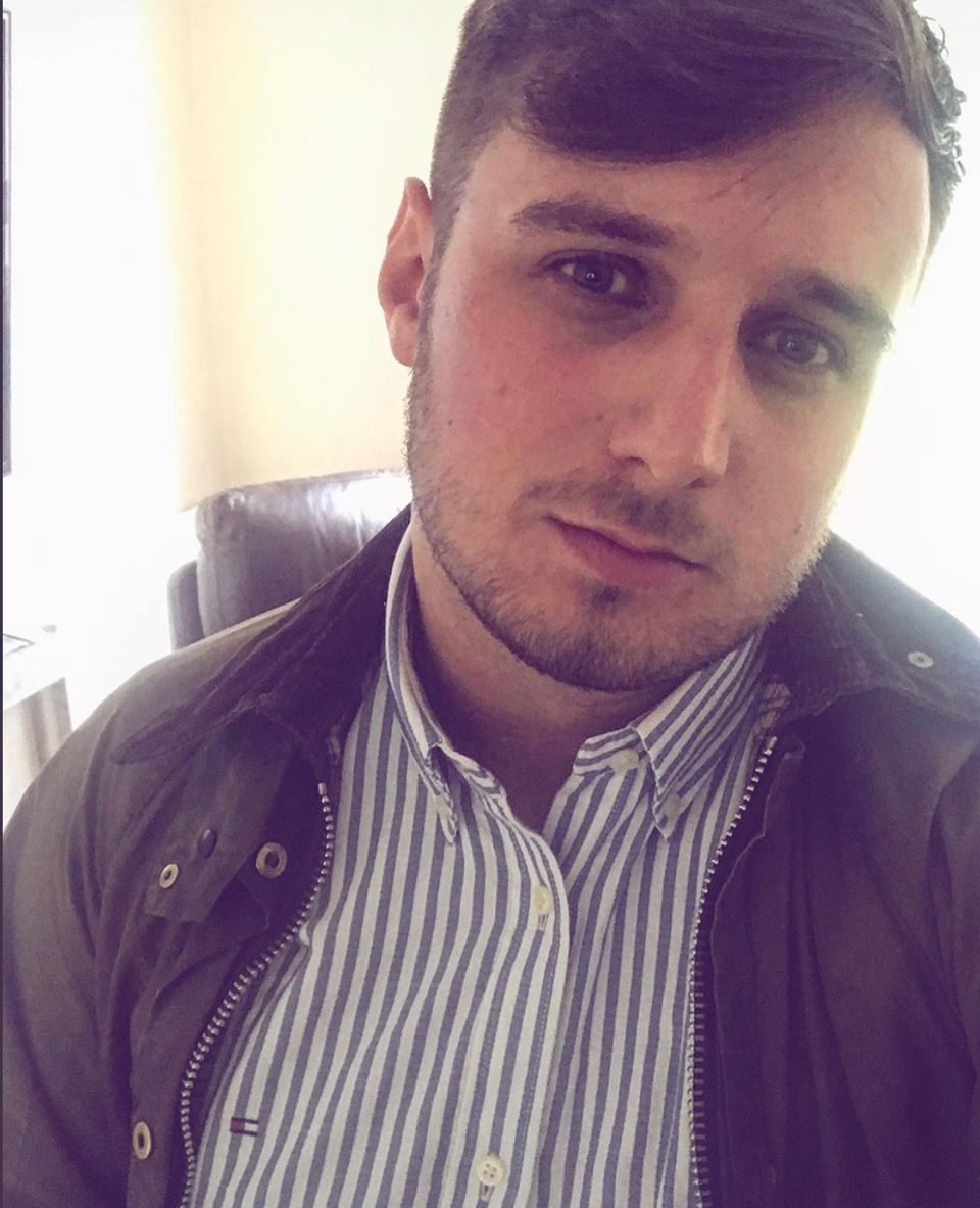 Craig Brown, a business graduate, has been applying for 'dozens of jobs a