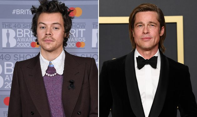Brad Pitt Denies Rumours He And Harry Styles Are Set To Appear In A New Film Together