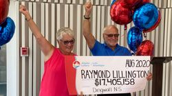 Nova Scotia Couple Wins Huge Lottery Prize For 2nd Time In 7