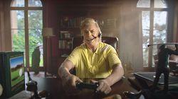 Shooter McGavin du film «Happy Gilmore» revit le temps d'une