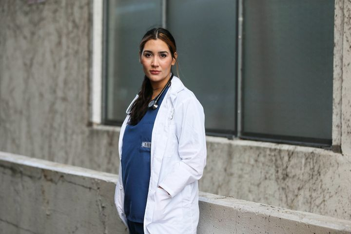 Carolina Jimenez is a registered nurse and coordinator of the decent work and health group, a coalition of healthcare professionals and labour advocates.