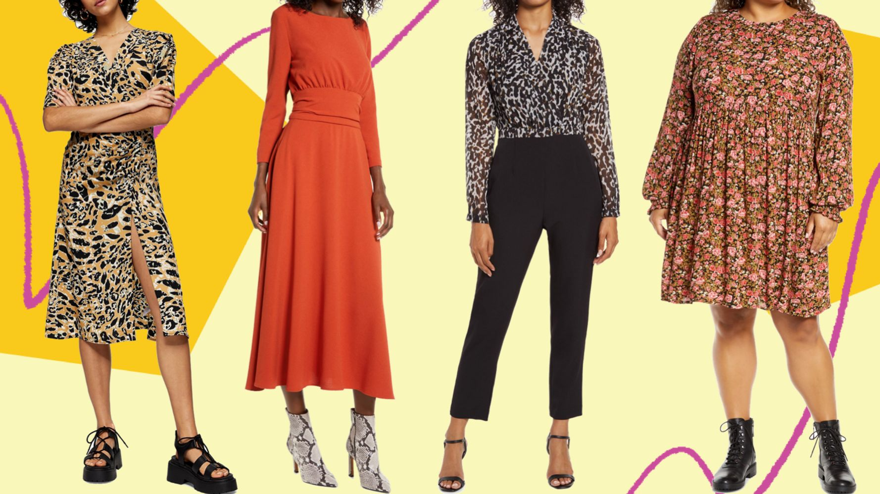 The Best Deals On Dresses And Jumpsuits During Nordstrom's Anniversary Sale 1